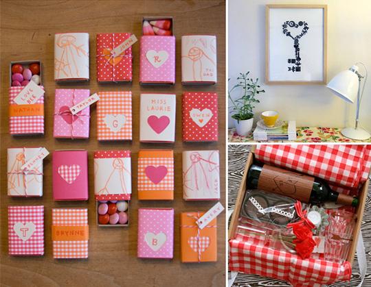 Как сделать подарок в день святого валентина своими руками
